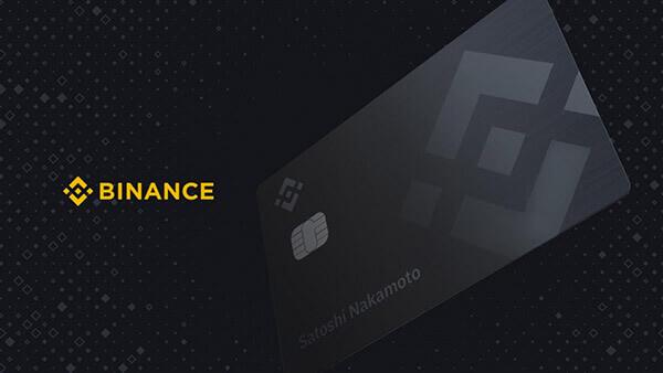 Karta tal-kreditu tal-Visa Binance