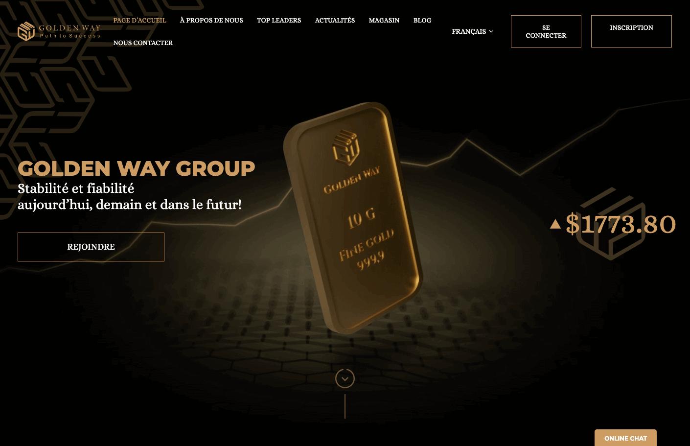Goldна патот