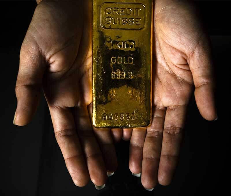 goldni ọna gold ingot