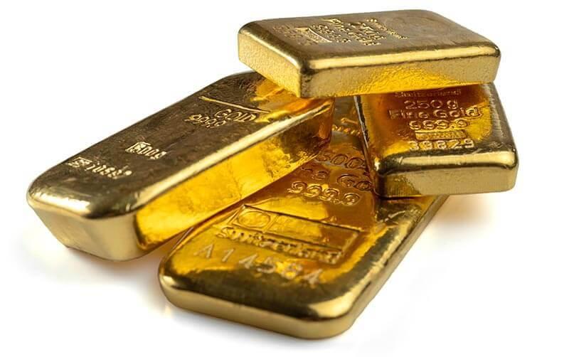 Golden Way goolu ingot 5g 10g 50g